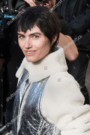 Editorial photo of Chanel - Guests - Paris Fashion Week S/S 2018, France - 03 Oct 2017