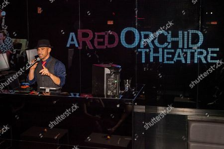 Rockit Ranch Productions CEO Billy Dec attends the A Red Orchid Theatre's 21 Annual Gala at the Underground, on in Chicago