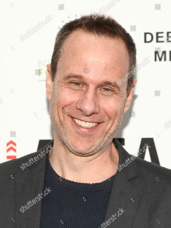 """Stock Image of Stephen Belber attends an Arts in the Armed Forces benefit performance of """"Tape"""" at Studio 54, in New York"""