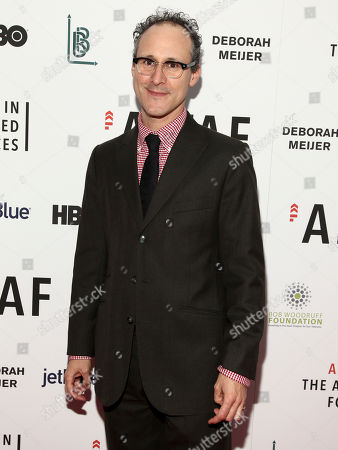 """Gibson Frazier attends an Arts in the Armed Forces benefit performance of """"Tape"""" at Studio 54, in New York"""