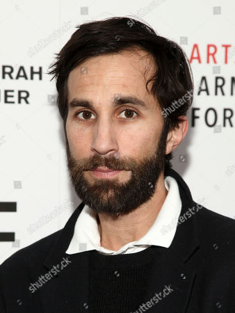 "Rel Schulman attends an Arts in the Armed Forces benefit performance of ""Tape"" at Studio 54, in New York"