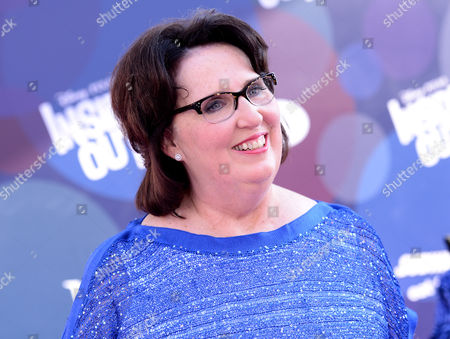 """Phyllis Smith iattends the Los Angeles premiere of """"Inside Out"""" at the El Capitan Theatre on"""