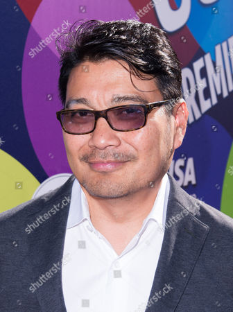 """Ronnie Del Carmen is seen at the Los Angeles premiere of """"Inside Out"""" at the El Capitan Theatre on"""