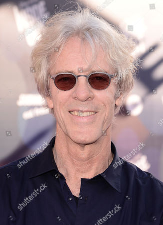 """Stewart Copeland is seen at the Los Angeles premiere of """"Inside Out"""" at the El Capitan Theatre on"""