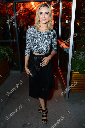 """Samaire Armstrong attends the PEOPLE """"Ones to Watch"""" Party at The Line Hotel, in Los Angeles"""