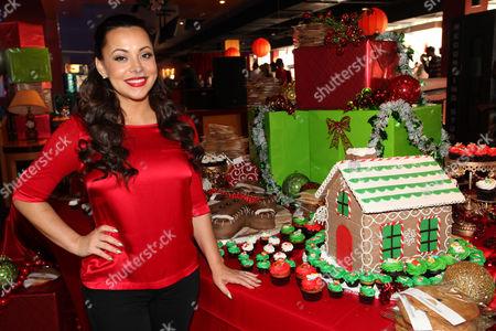 Adrienne Williams Bosh during Team Tomorrow Inc. Celebrates Christmas at 'Santa Bosh's Workshop'? on at Lucky Strike Lanes in Miami Beach, FL