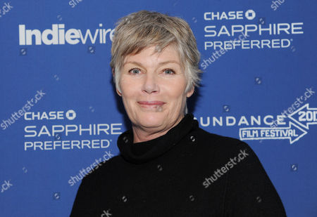 "Actress Kelly McGillis from the film ""We Are What We Are"" visits the IndieWire Studio at Chase Sapphire on Main Street during the Sundance Film Festival on in Park City, Utah"