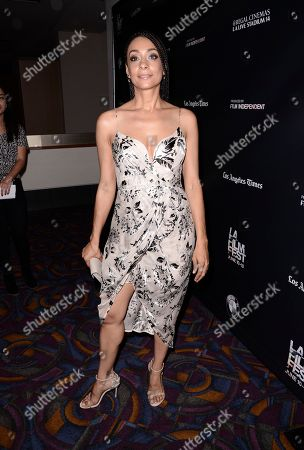 "Director Delila Vallot attends the Los Angeles Film Festival premiere of ""Can You Dig This?"" in Los Angeles on"