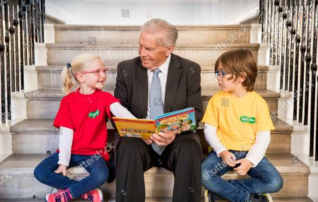 Stock Photo of Today (3rd October) Johnny Giles launched the Specsavers Grandparent of the Year Award in association with Third Age for 2017. The search for Ireland?s mot exceptional grandparent is now open and the legendary sports star, broadcaster and grandfather of eight, is encouraging grandchildren across the country to start nominating. The aim of the Award is to celebrate the extraordinary contribution that grandparents make to the lives of their grandchildren and the community and give them the recognition that they deserve. Speaking of his role as ambassador for this year?s Specsavers Grandparent of the Year Award Johnny commented; ?As a proud grandfather I am thrilled to have been asked to support this year?s campaign, one that recognises the value of older generations to society and families in Ireland. I am also delighted to work with a brand like Specsavers that is actively working towards removing any stigma associated with hearing loss. While I don?t suffer myself I am very aware of the importance of being mindful of my hearing health. Hearing has been a big part of my career from my days on the pitch, to those in the studio, but more importantly at home with friends and family. If you suffer from hearing issues and feel you are drawing away from social situations and society I would encourage you to visit your local Specsavers store for a free hearing screening as there is no need to suffer in silence with so much expertise available?. Johnny Giles is pictured with Luke Freeman (age 6, Artane) and Lucy O Toole (age 4, Swords).
