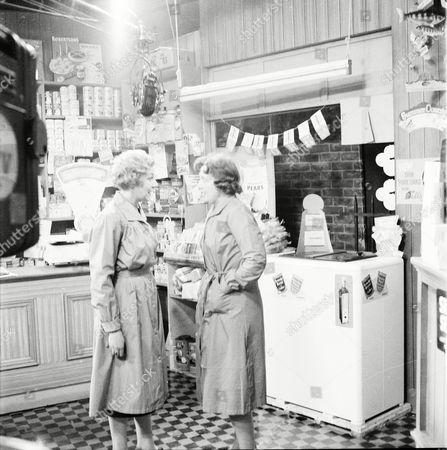 "Editorial photo of ""Coronation Street"" TV Series - 1960"