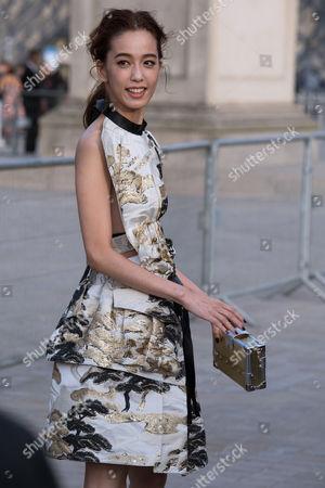 Stock Image of Annie Chen