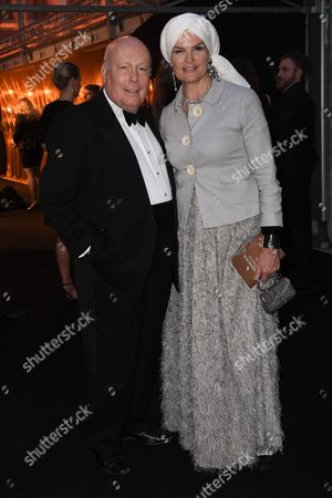 Lord and Lady Fellowes