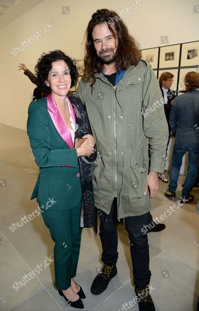 Stock Picture of Mollie Dent-Brocklehurst and Ralph Nauta