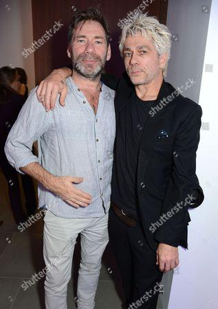 Mat Collishaw and Tim Noble