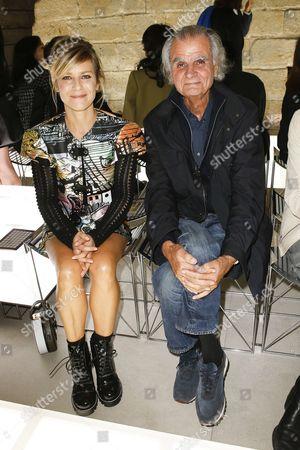 Editorial image of Louis Vuitton show, Runway, Spring Summer 2018, Paris Fashion Week, France - 03 Oct 2017