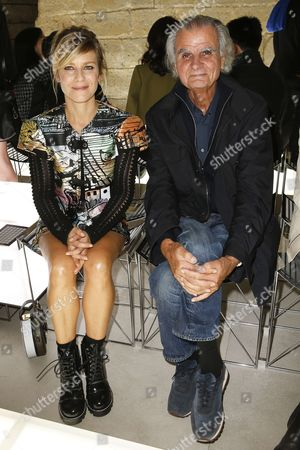 Patrick Demarchelier and Guest