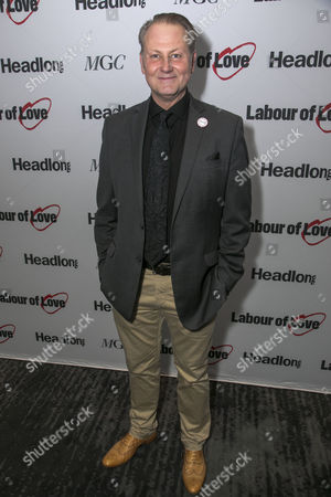 Editorial image of 'Labour of Love' play press night, After Party, London, UK - 03 Oct 2017