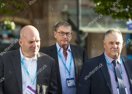 Editorial image of Conservative Party Conference, Day Three, Manchester, UK - 03 Oct 2017