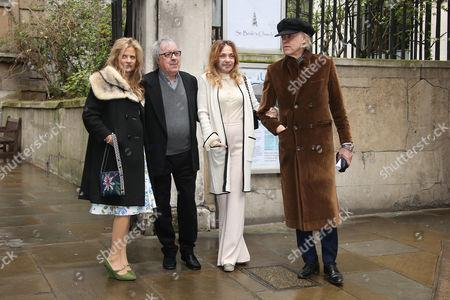 Editorial photo of Britain Murdoch Hall Celebration Ceremony, London, United Kingdom
