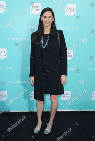 Bettina Korek attends Paris Photo Los Angeles at Paramount Studios on in Los Angeles