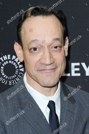 """Stock Picture of Ted Raimi attends the """"Ash vs Evil Dead"""" screening and panel discussion at the 2016 PaleyFest Fall TV Previews, in Beverly Hills, Calif"""