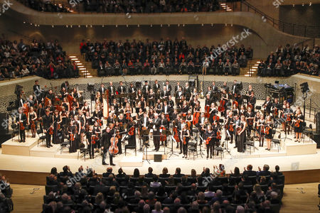 Jan Vogler and das Felix Mendelssohn Jugendsinfonieorchester