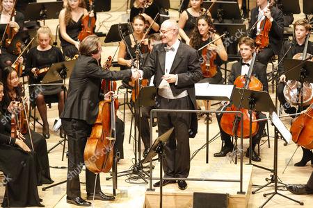 Jan Vogler and Clemens Malich