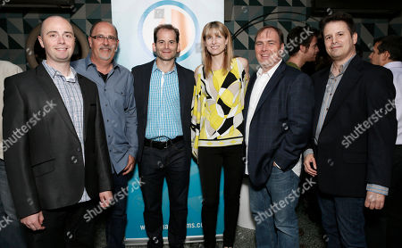 Editorial picture of Phase 4 Films Annual Cocktail Party, Los Angeles, USA