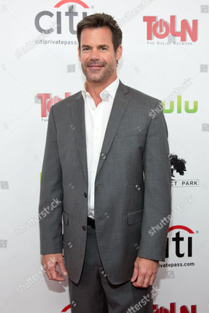 Tuc Watkins attends the premiere of All My Children And One Life to Live on in New York