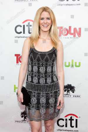 Alex McCord attends the premiere of All My Children And One Life to Live on in New York