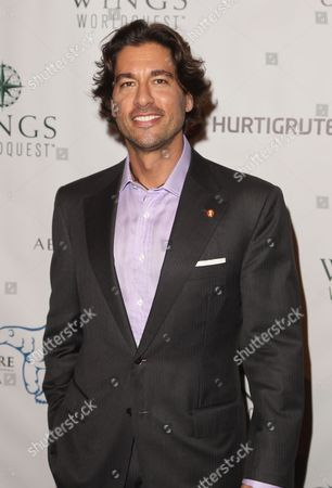 Stock Picture of Josh Bernstein attends the Wings WorldQuest Women of Discovery Awards at the Donna Karan Urban Zen Foundation, in New York