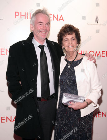 Editorial image of NY Premiere of Philomena, New York, USA