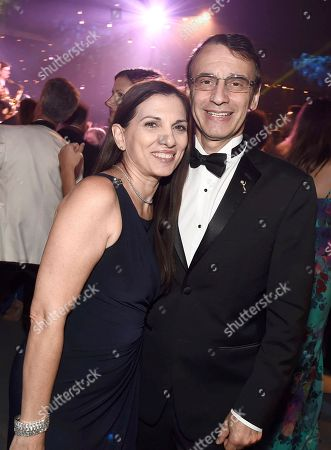 Editorial picture of Television Academy's 2016 Creative Arts Emmy Awards - Governors Ball - Night Two, Los Angeles, USA