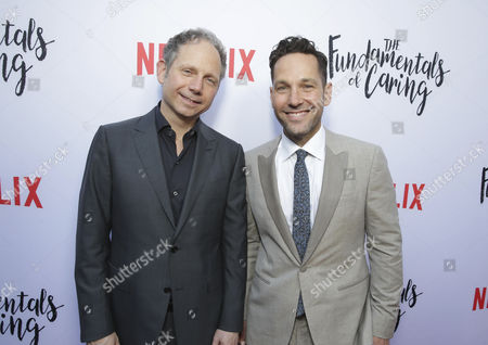 """Editorial picture of Netflix original film special screening of """"The Fundamentals of Caring"""", Los Angeles, USA"""