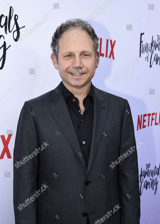 """Editorial photo of Netflix original film special screening of """"The Fundamentals of Caring"""", Los Angeles, USA"""