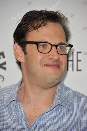 Andrew Kreisberg attends the PaleyFest Fall TV Preview Party for CW at The Paley Center for Media, in Beverly Hills, Calif