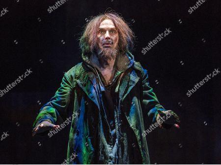 Grant Doyle as Teucer