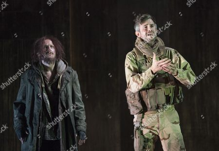 Grant Doyle as Teucer, Anthony Gregory as Dardanus