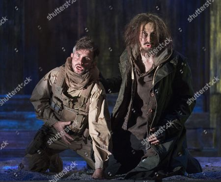 Anthony Gregory as Dardanus, Grant Doyle as Teucer,