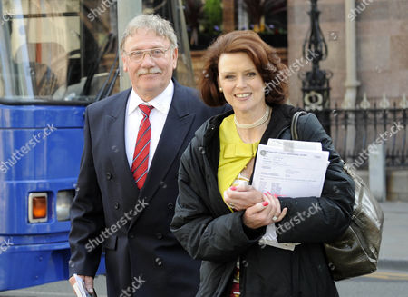 Peter Amitage who plays Bill Webster and Gabrielle Drake who plays Vanessa