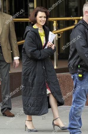 Gabrielle Drake who plays Vanessa