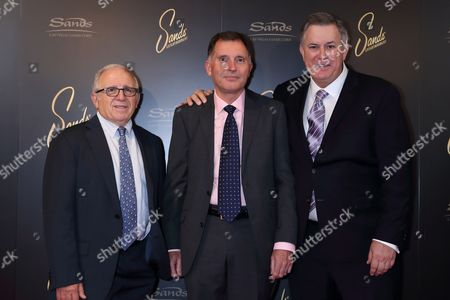 Irving Azoff Azoff MSG Entertaiment Chairman, Tim Leiweke Oak View Group CEO