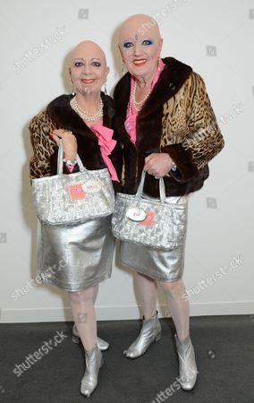 Eva and Adele