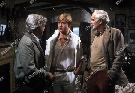 'The Wilde Alliance'  - Well Enough Alone - John Stride, Geoffrey Burridge and Desmond Llewwlyn.