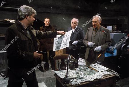 'The Wilde Alliance'  - Things That Go Bump - John Stride, Sean Arnold, Donald Layne Smith and Marius Goring.