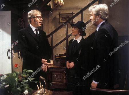 'The Wilde Alliance'  - Suspicion of Sudden Death - TV - 1978 - Philip Stone, Julia Foster and John Stride.