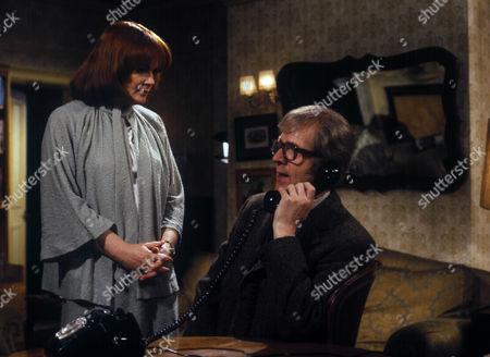 'The Wilde Alliance'  - Suspicion of Sudden Death - TV - 1978 - Philip Stone and Moira Redmond.
