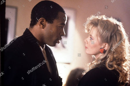 'Shooting Stars'  TV - 1990 - Calvin Clarke [Gary Mcdonald], Alison [Jane Hazlegrove]