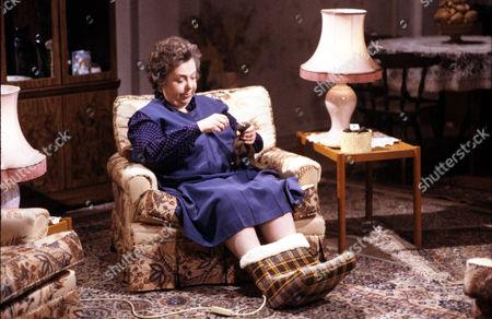 'Watching' - Malcolm's mum Mrs Stoneway [Patsy Byrne].
