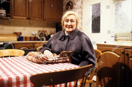 'Watching'  - Aunty Peggy [Elizabeth Spriggs]